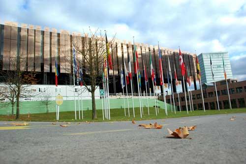 European Court of Justice: rulings influential (Image credit: Anders Gardebring)
