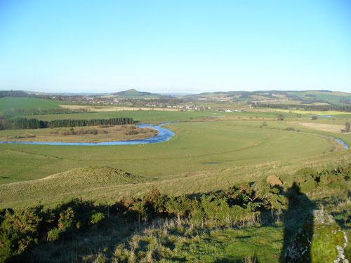 Overburns Farm (Image Credit: South Lanarkshire CC)