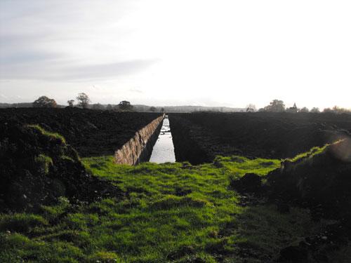 Land at Cradlebridge (Image Credit: Somerset CC)