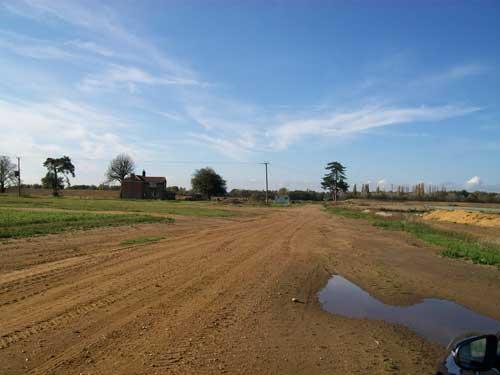 Park Farm (Image Credit: Lincolnshire CC)