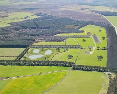 York potash mine site plan. Credit: Sirius Minerals