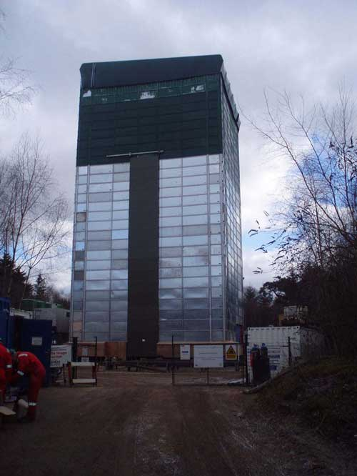 Albury: 12 week extension of drilling allowed (Image credit: Surrey County Council)