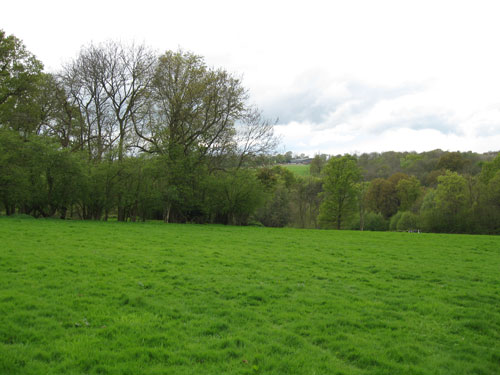 Judd Wood Farm: permission granted for the drilling of well bores to establish hydrocarbon potential (Image credit: Kent County Council)