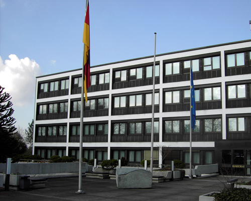 Bonn Bundesrate, Germany. Credit: Qualle cca 2a