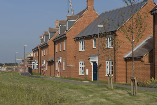 Underbuild in housing: planning system must adapt to deal with demand during the recovery (Image credit: Owen Price)