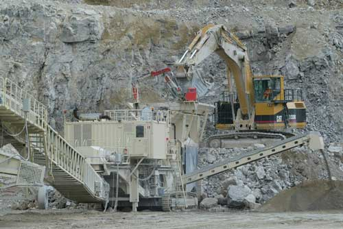Tunstead Quarry: utilising alternative fuels (Image credit: Tarmac Ltd)