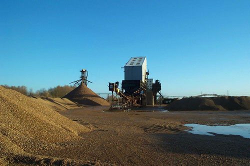 Gravel extraction: need not always self evident