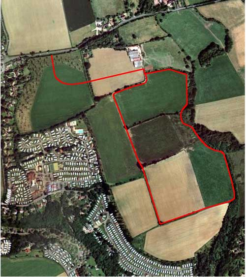 Downtown Manor Farm: appeal was allowed (Image credit: Burges Salmon & Agents Land & Mineral Management Ltd)