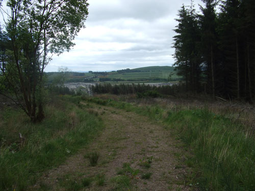 St Ninians: decision on variation to conditions has been deferred at Opencast Coal site in Fife (Image credit: Fife Council)