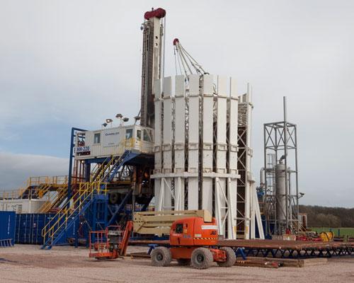 Cuadrilla will explore the Bowland Shale for gas. Credit: Cuadrilla