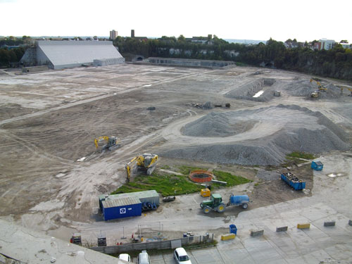 Aggregates: the European financial crisis continues to impact on the aggregates sector (Image credit: David Lock Associates)