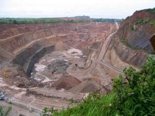 Minerals: supply must be maintained for growth (Image credit: Leicestershire County Council)