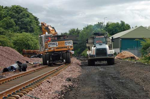 Rail network: LDCs to ease track maintenance