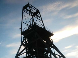South Crofty mine.  Image Western United Mines