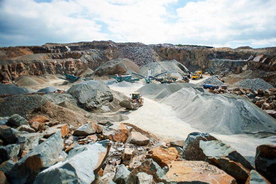 GDH operates 17 production facilities including seven hardstone quarries with an estimated 80 million tonnes of reserves and resources