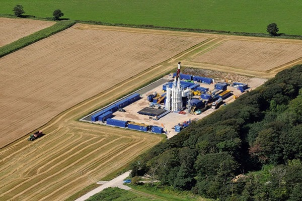 A cautious approach to tremors had created a de facto ban on fracking, says Engel. Photograph: Cuadrilla