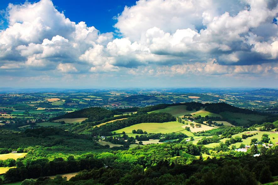 Malvern Hills: Worcestershire is consulting on its minerals local plan. Photograph: Pixabay