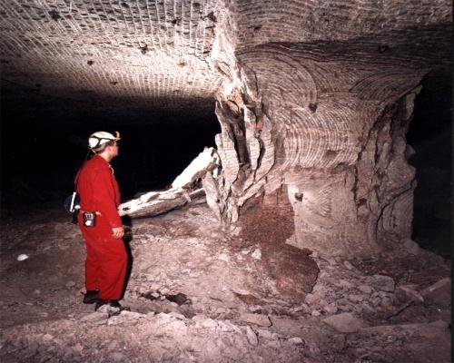 Boulby mine hosts scientific research. Picture: Cleveland Potash