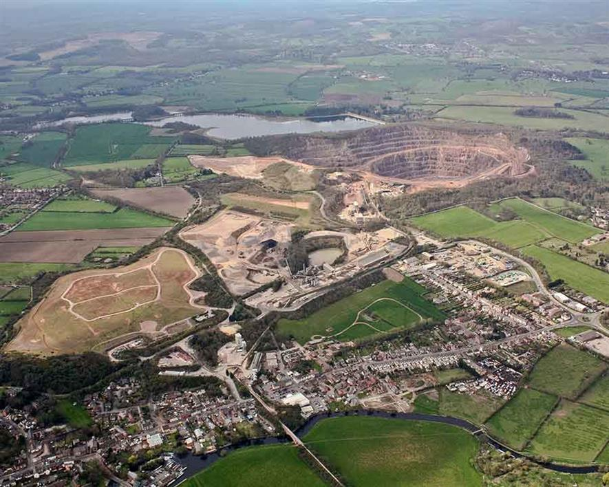 Mountsorrel Quarry: housing scheme threat (credit: MPA)