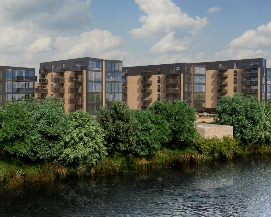MPA wants housebuilding pledges from chancellor Hammond. Picture: Barratt Developments