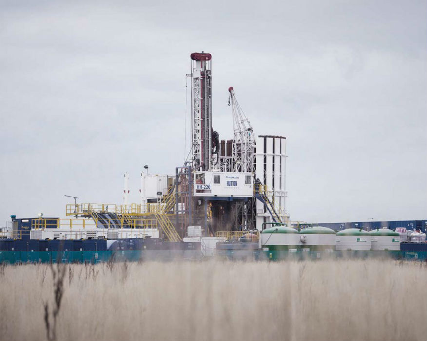 UKOOG criticised Labour and the LibDems but praised the Tories. PictureL Cuadrilla