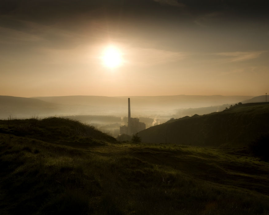 The main Derbyshire plant supplies more than 15% of cement used in the UK. Picture: Hope