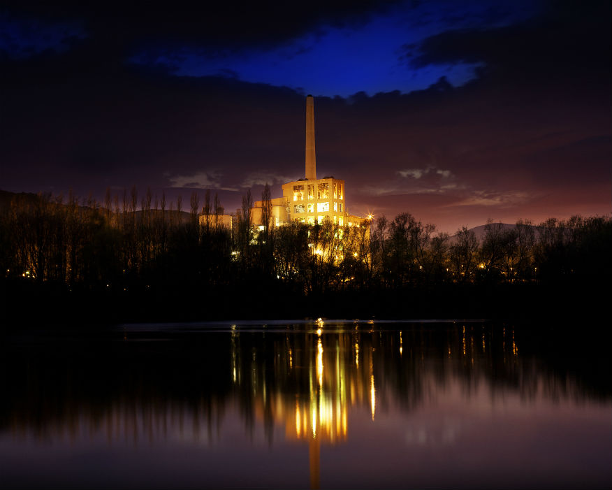 Hope's Derbyshire plant forms part of the £336m deal. Picture: Hope