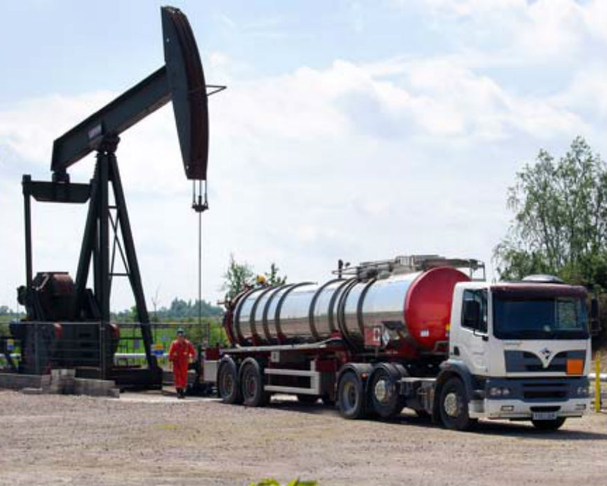 IGas already has 16 oil fields under licence in the East Midlands. Picture: IGas