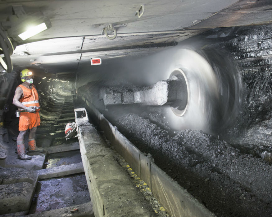 The report sets a new standard in coal-mining data. Picture: UK Coal