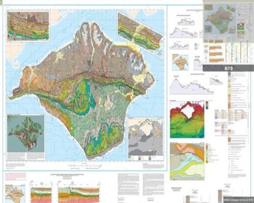 The portal offers 6,000 digital maps dating back to 1832. Picture: BGS