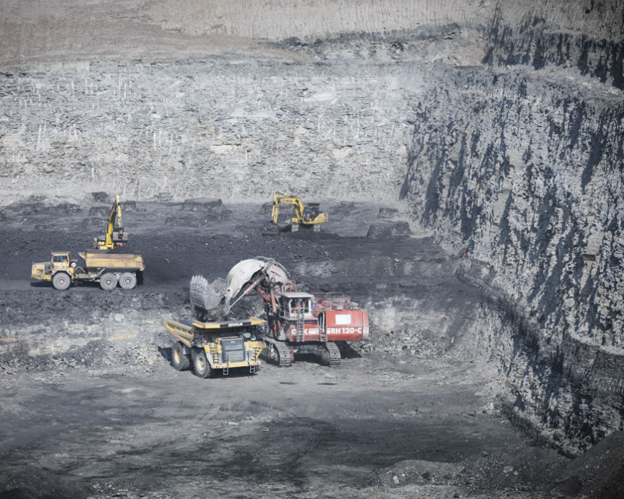 Britain's coal mining legacy could spearhead green initiatives. Picture: UK Coal