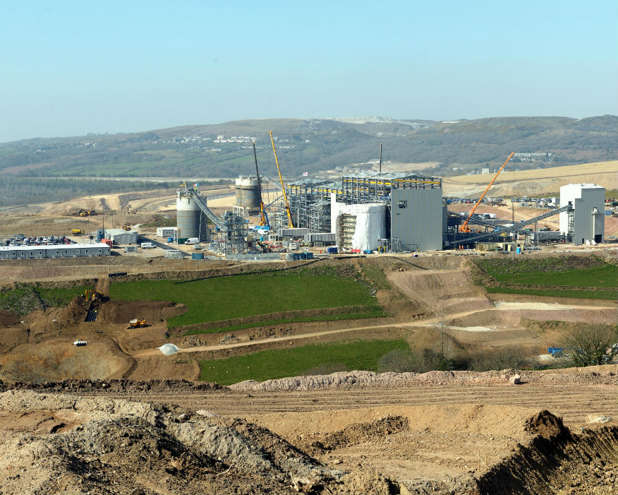 Drakelands mine outclasses those in China and Russia. Picture: CA Blackwell