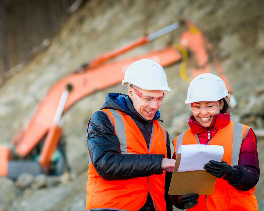 The levy aims to raise £3bn a year to fund millions of trainees. Picture: Aggregate Industries