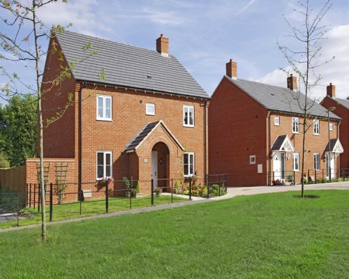 One year since the recovery began, activity is firmly entrenched. Picture: Taylor Wimpey
