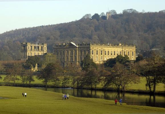 "The quarry will serve Chatsworth House, a British ""treasure house"". Picture: PDNPA"