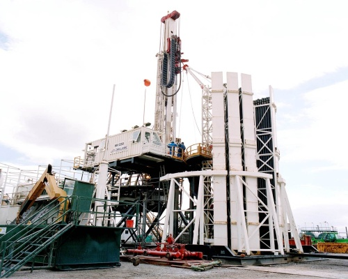 Shale gas explorers in line for tax boost. Picture: iGas