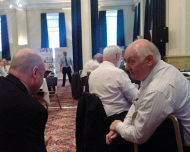 Health was high on the agenda at BAA's AGM (credit: Jez Abbott)