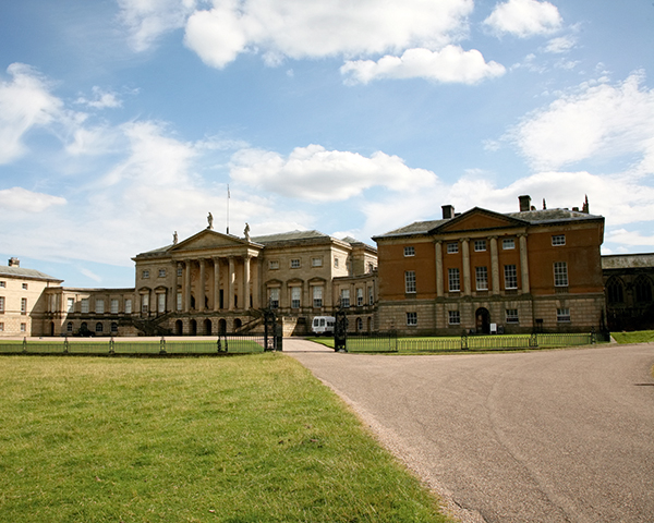 A recent judgment involved land near the Grade I-listed Kedleston Hall. Photograph: Hans A Rosbach/Wikimedia Commons