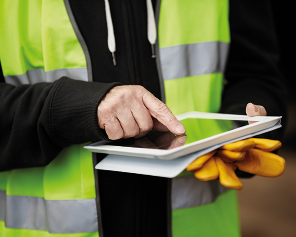 Replacing paper-based systems with digital technology can help compliance and staff buy-in. Photo: Southall