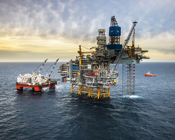 Mergers and acquisition activity has boosted confidence in the future of the North Sea. Photograph Jamie Baikie/Statoil