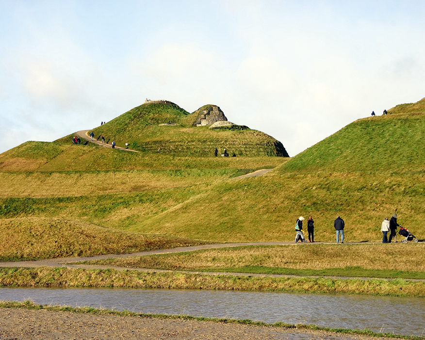 Northumberlandia is an award-winning example of what restoration can achieve. Photograph: Chris/Flickr