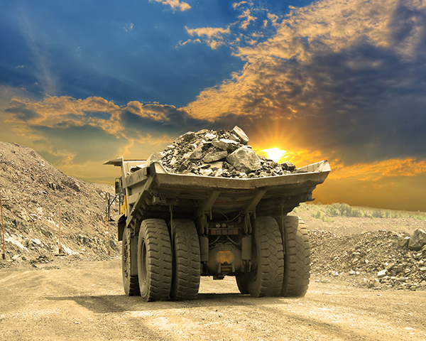 The minerals industry is coming together to develop a nationwide strategy strategy. Photograph: Maksym Dragunov/123RF