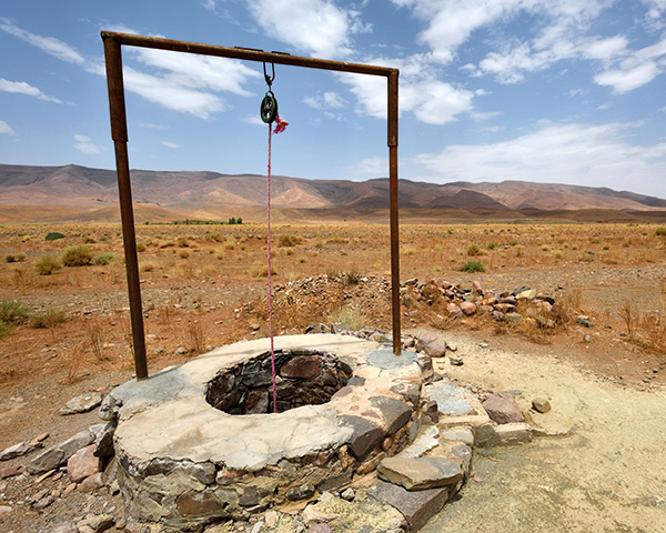 Africa's reliance on groundwater as its major source for drinking and irrigation is likely to increase. Photo: FLA/123R