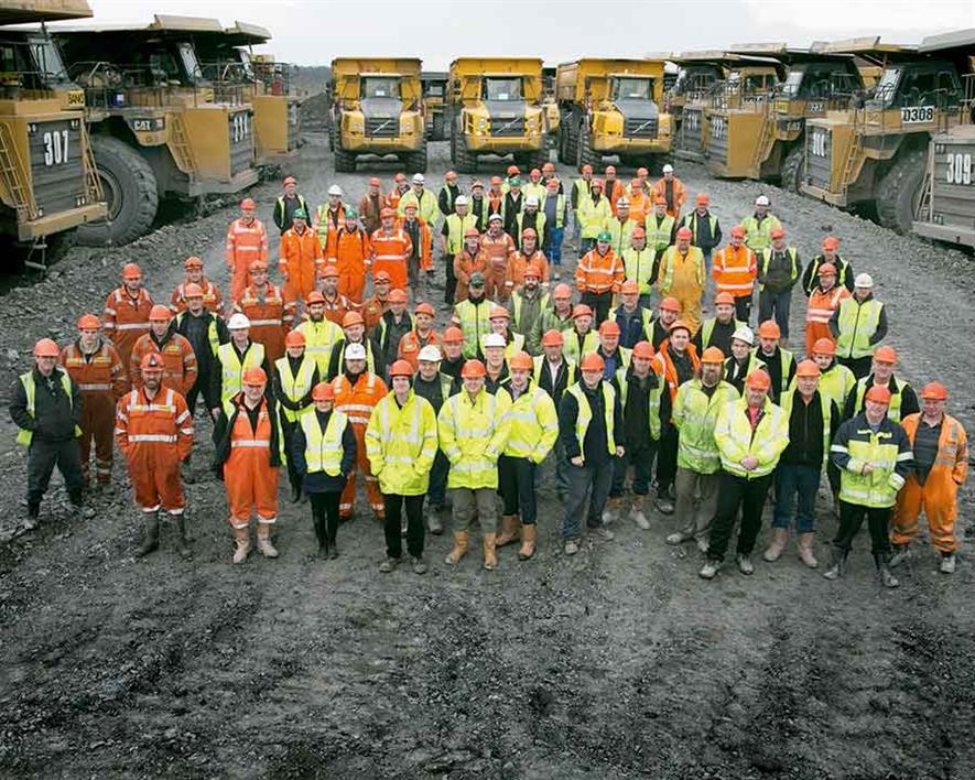 Mines such as Shotton are big employers and support the local economy. Photograph: Banks Mining