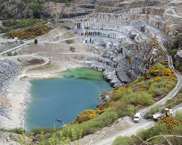 Quarry dewatering exemption may be removed. Photograph: Peter Titmuss/123RF