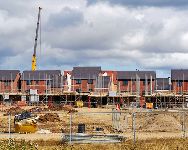 Government has pledged funding for a list of housing and infrastructure projects. Photograph 123RF