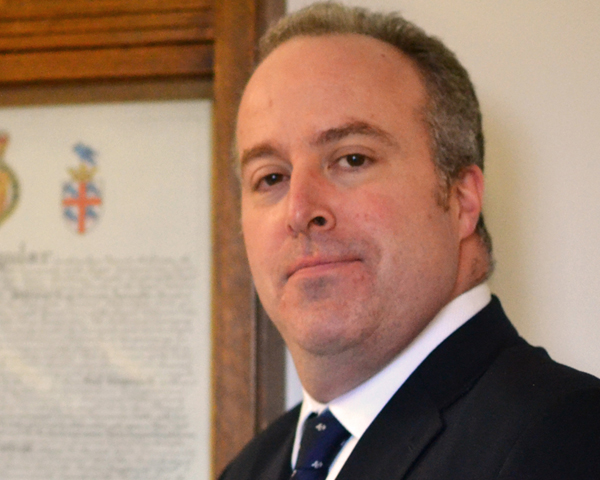 James Thorne is chief executive of the Institute of Quarrying