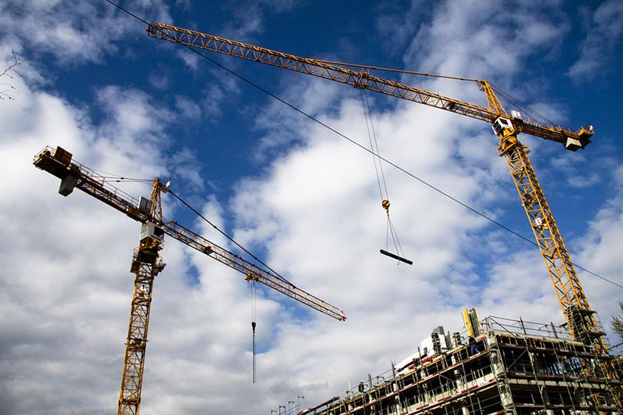 The CPA's most optimistic scenario puts construction levels at 6% in 2021 than in 2019