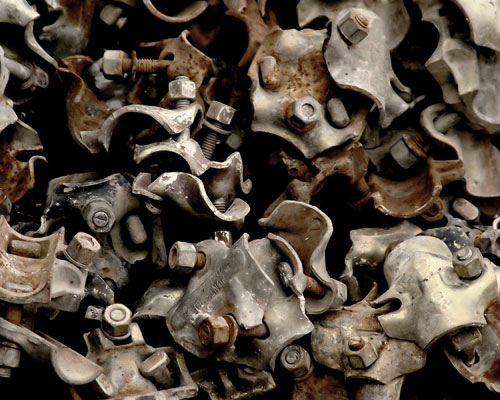 Prices for scrap metal are rising in the UK