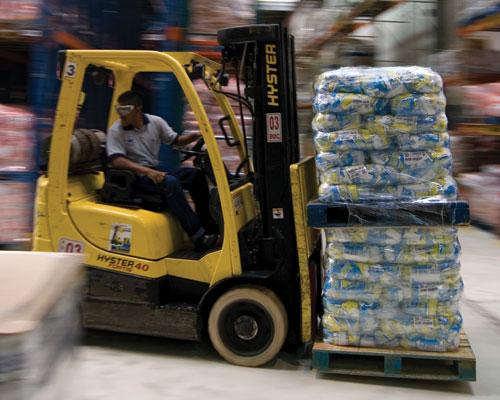 P&G has 45 sites sending zero waste to landfill. Credit: P&G